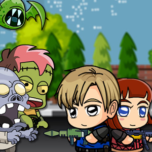 Zombie Misson 5 Online Game